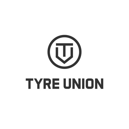 logo concept for Tyre Union