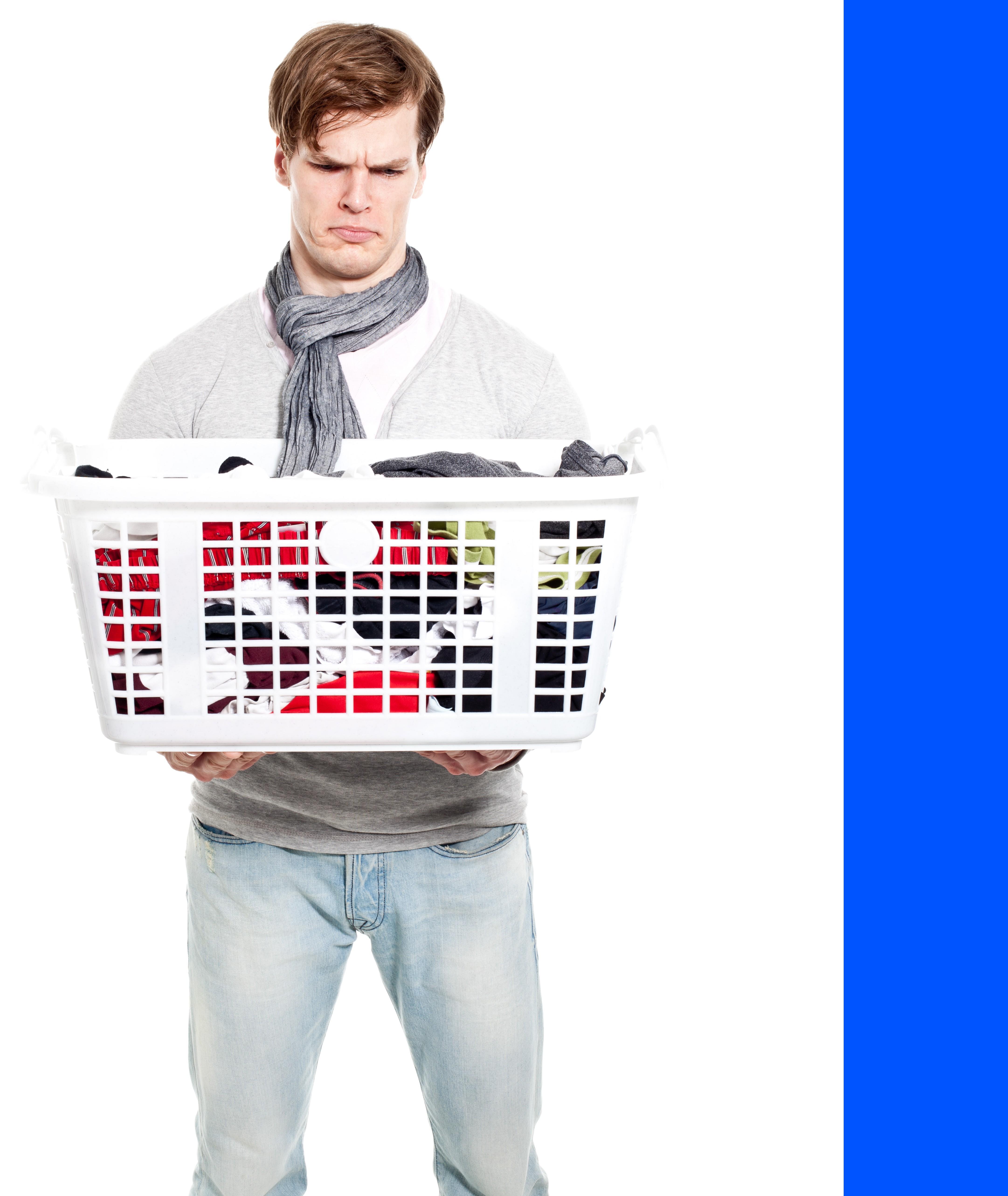 Plakat für hemdenreinigung.ch
