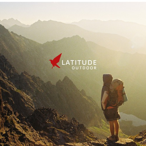 Logo for Outdoor Brand