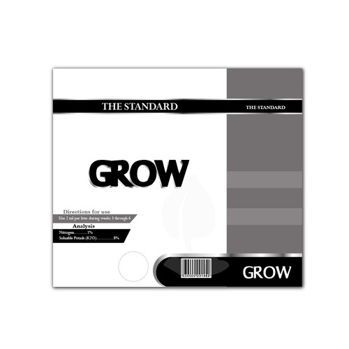 Package concept: the standard:grow