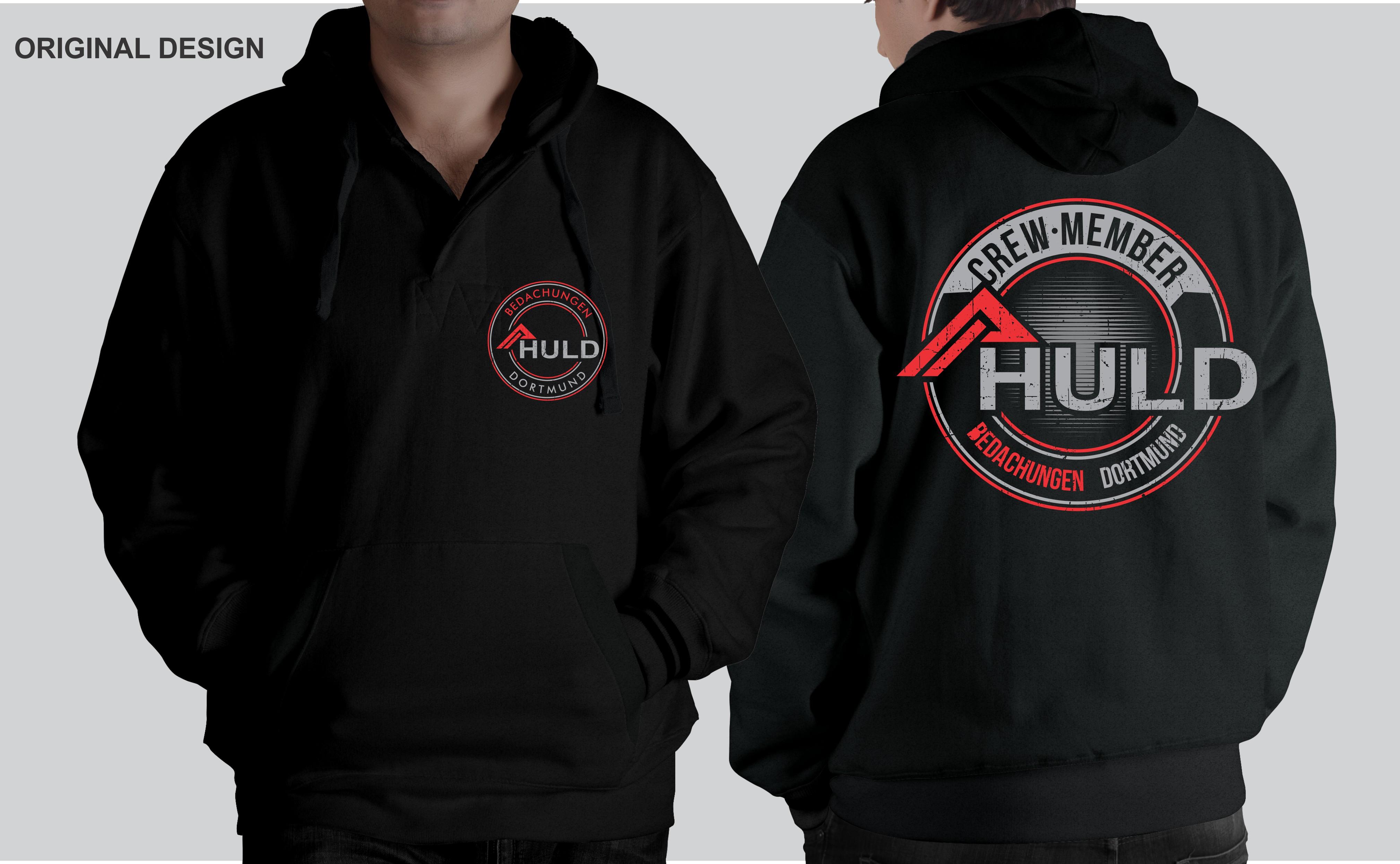 Bekleidung Design mit Logo