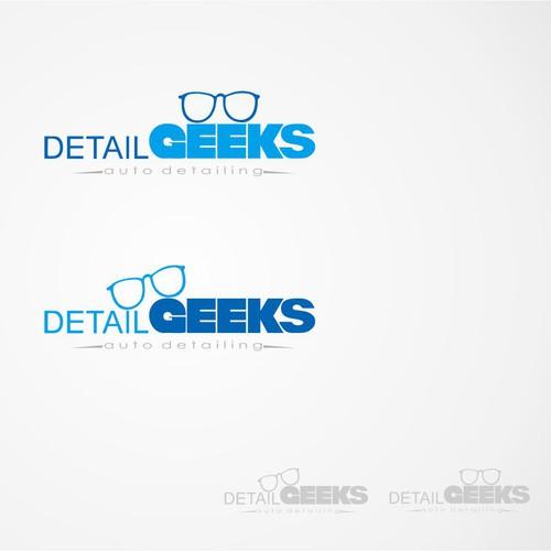 Detail Geeks - Auto Detailing Logo