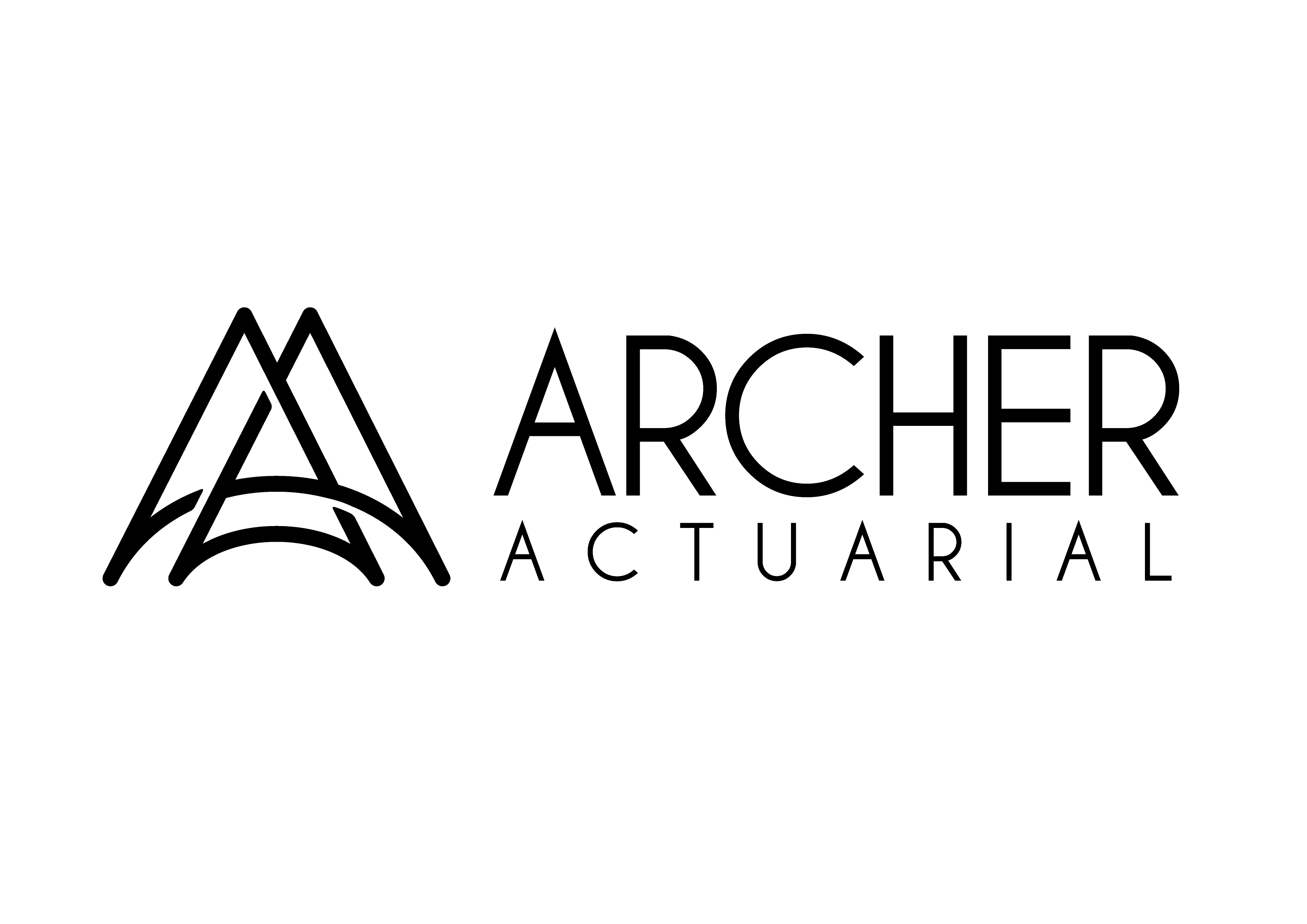 What do math and archery have in common? Help design a compelling logo for start-up