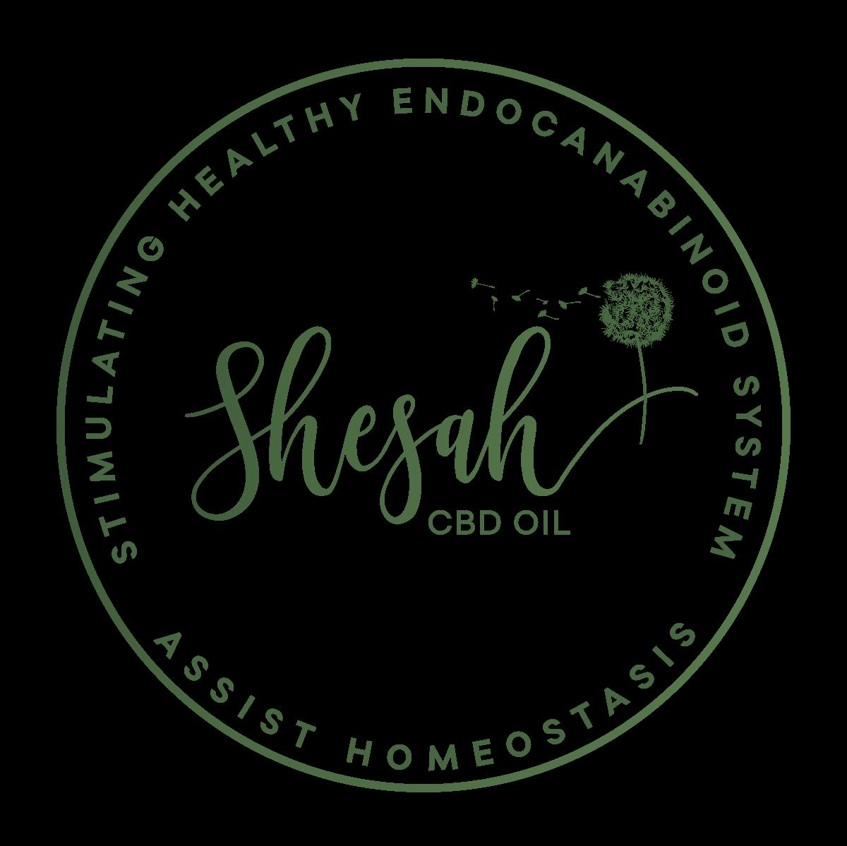 Logo design for CBD Oil company