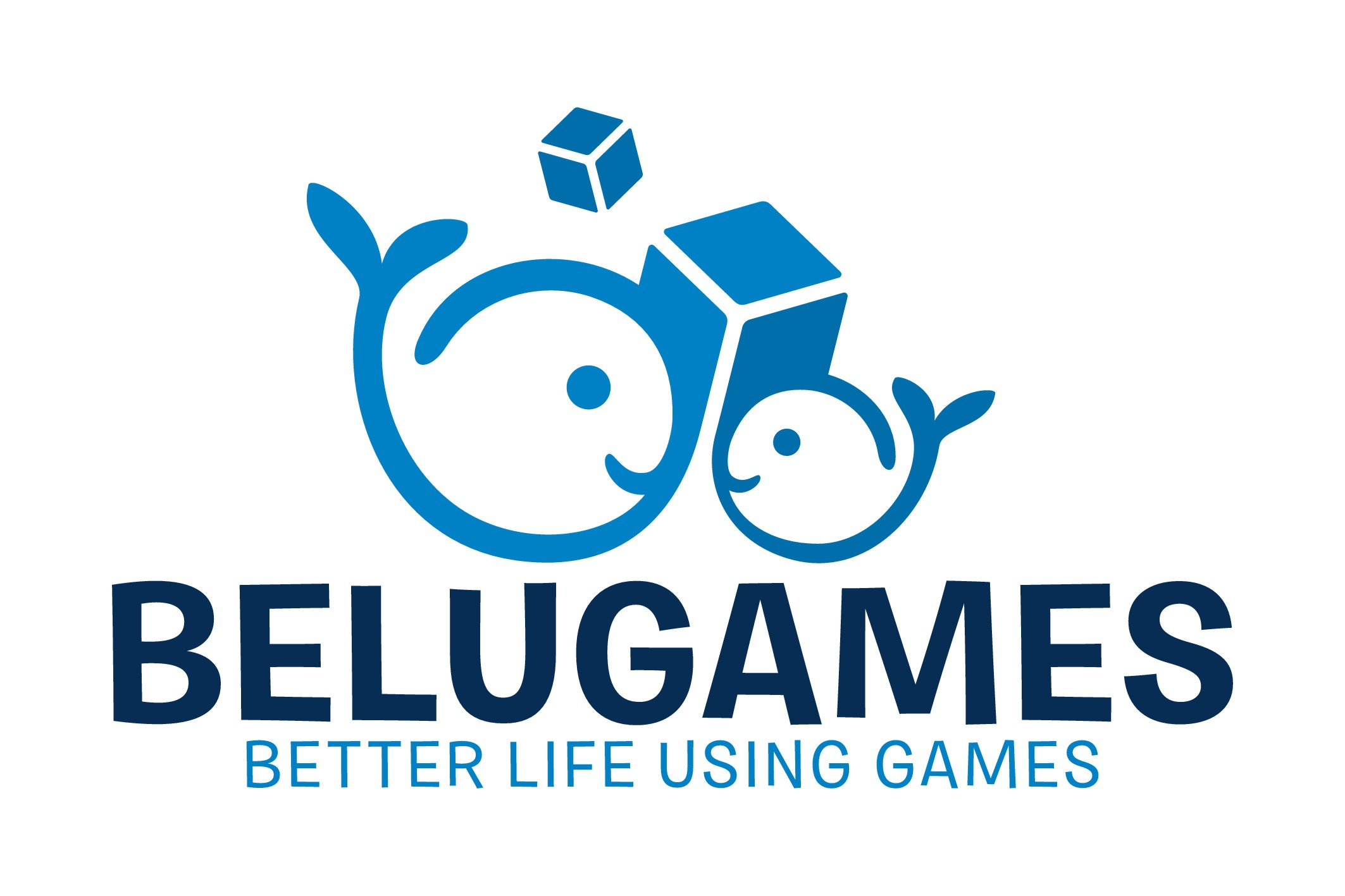 Create an inspiring logo to promote cooperative games