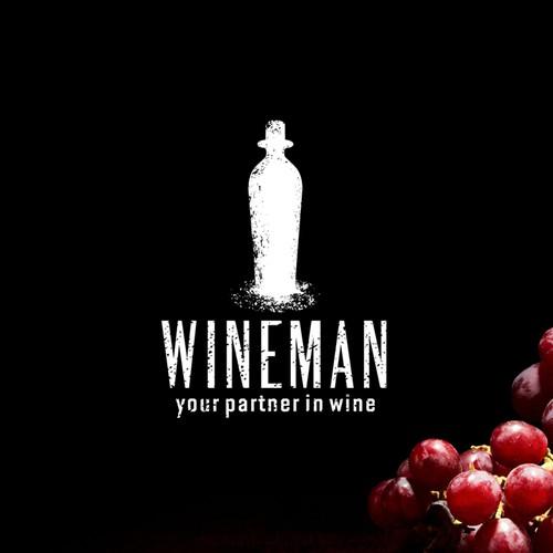 Logo for wineman