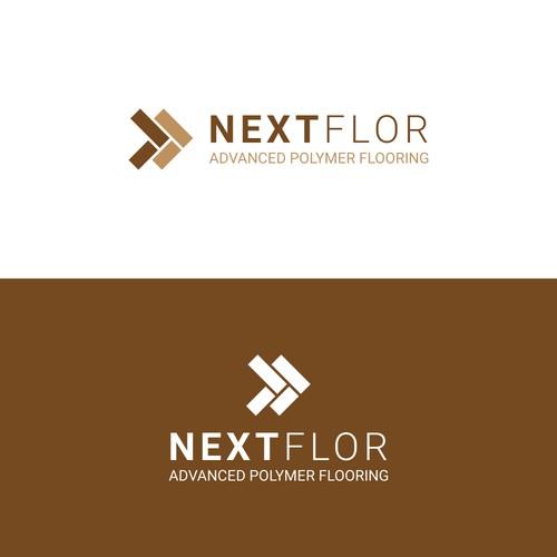 Logo for revolutionary new flooring product