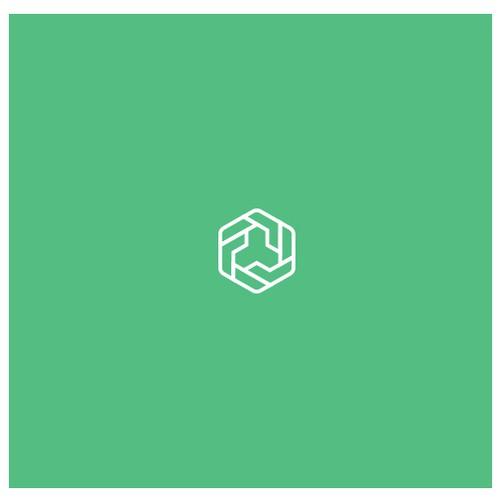 Logo für einen Freiberufler im HR-Bereich (Rekruiting 2.0)