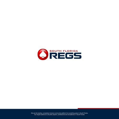 Logo for REGS Poker