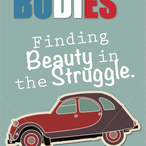 """Book Cover for """"Foreign Bodies,"""" a memoire of an American studying at a French medical School in '84"""