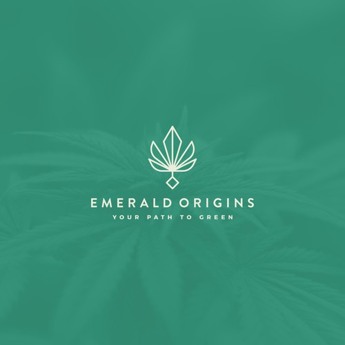 Logo design for Emerlad Origins