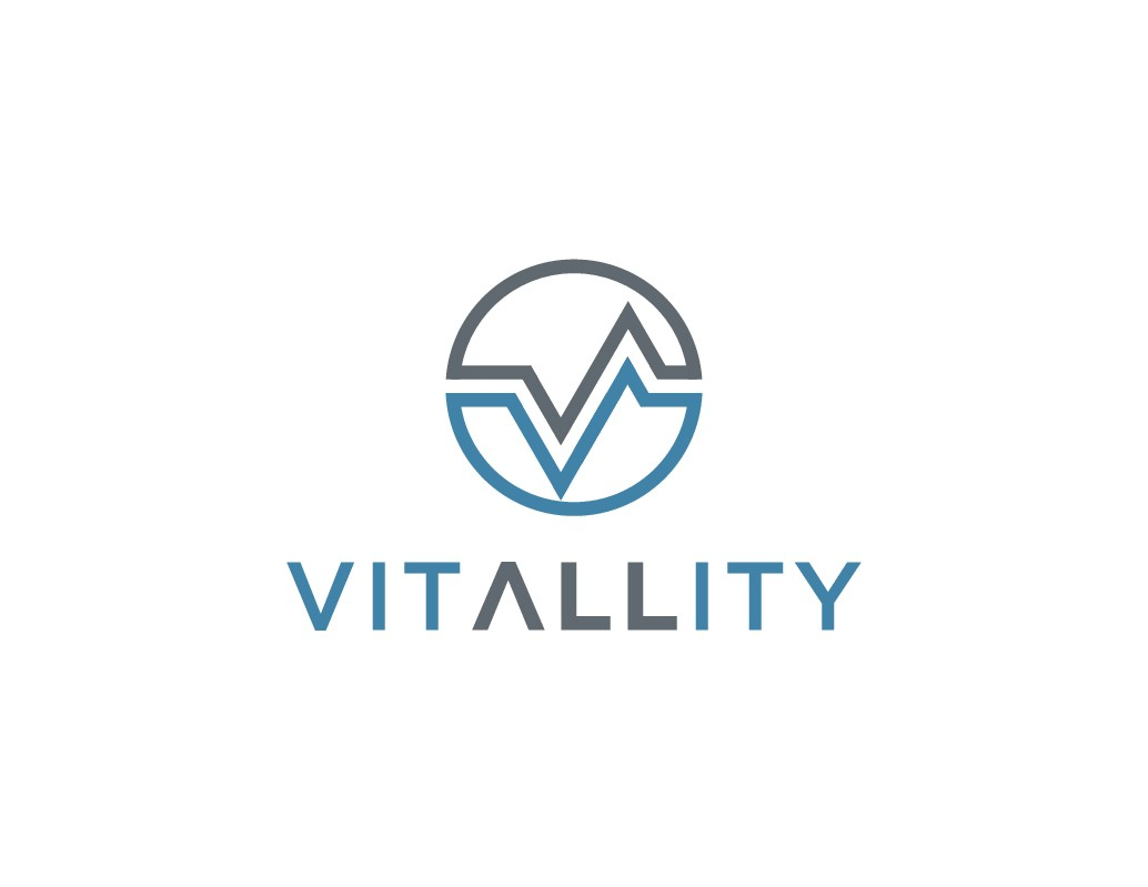 Logo design: Vitallity, digital healthcare services