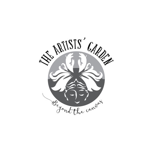 Logo for The Artists' Garden