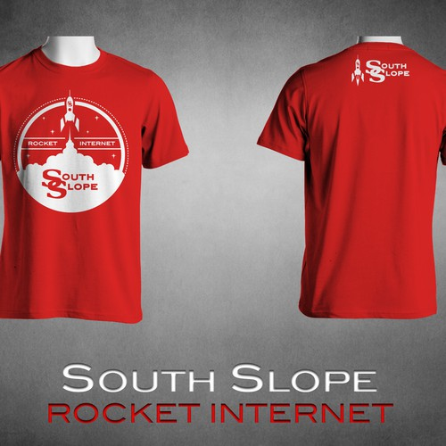 Rocket Internet T-Shirt Design