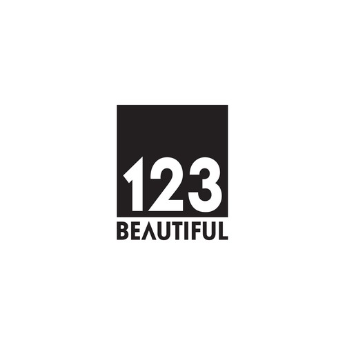 Logo for 123 Beautiful