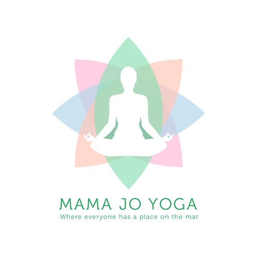 Logo for Yoga Instructor