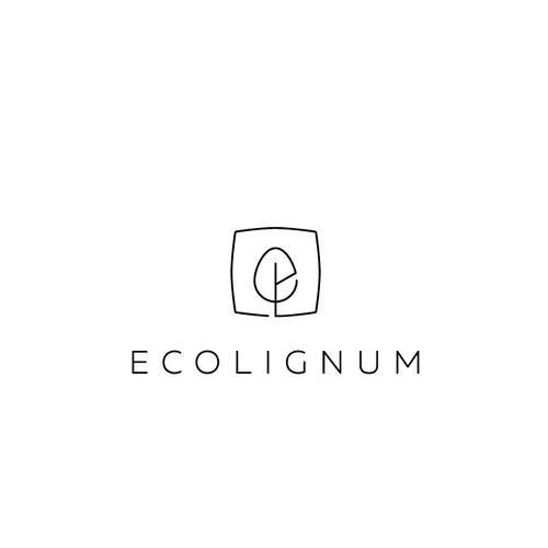 logo for manufacturer of solid wood furniture