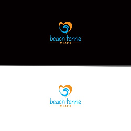 Logo for Beach Tennis Miami