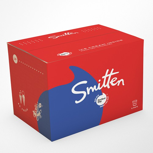 ENTRY - Smitten Ice Cream Box