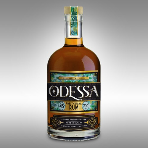 Odessa Rum