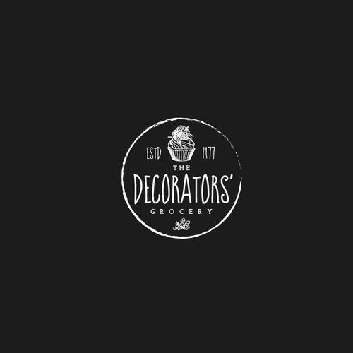 Logo design for Decorator`s Grocery