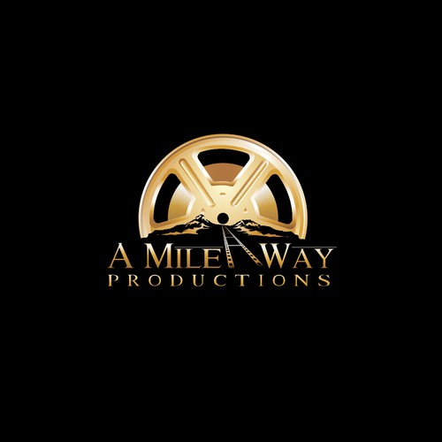 Film Production Company Logo for Feature Film