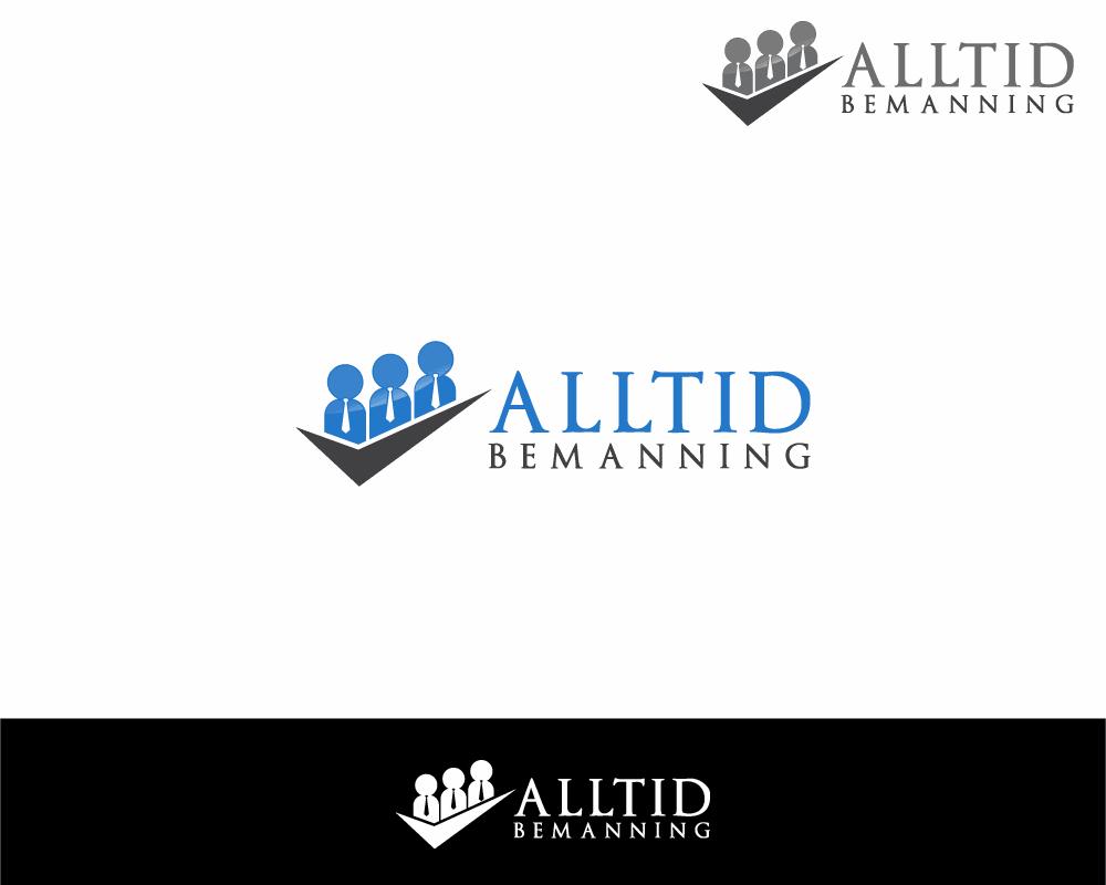 Help Alltid Bemanning with a new logo