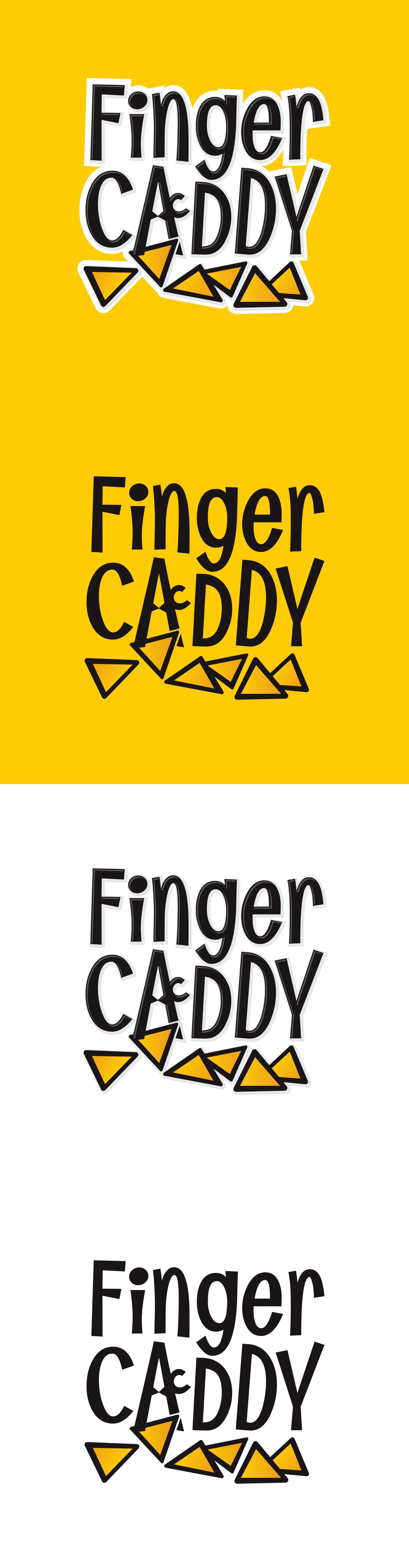 Logo for new eating utensil for tech users