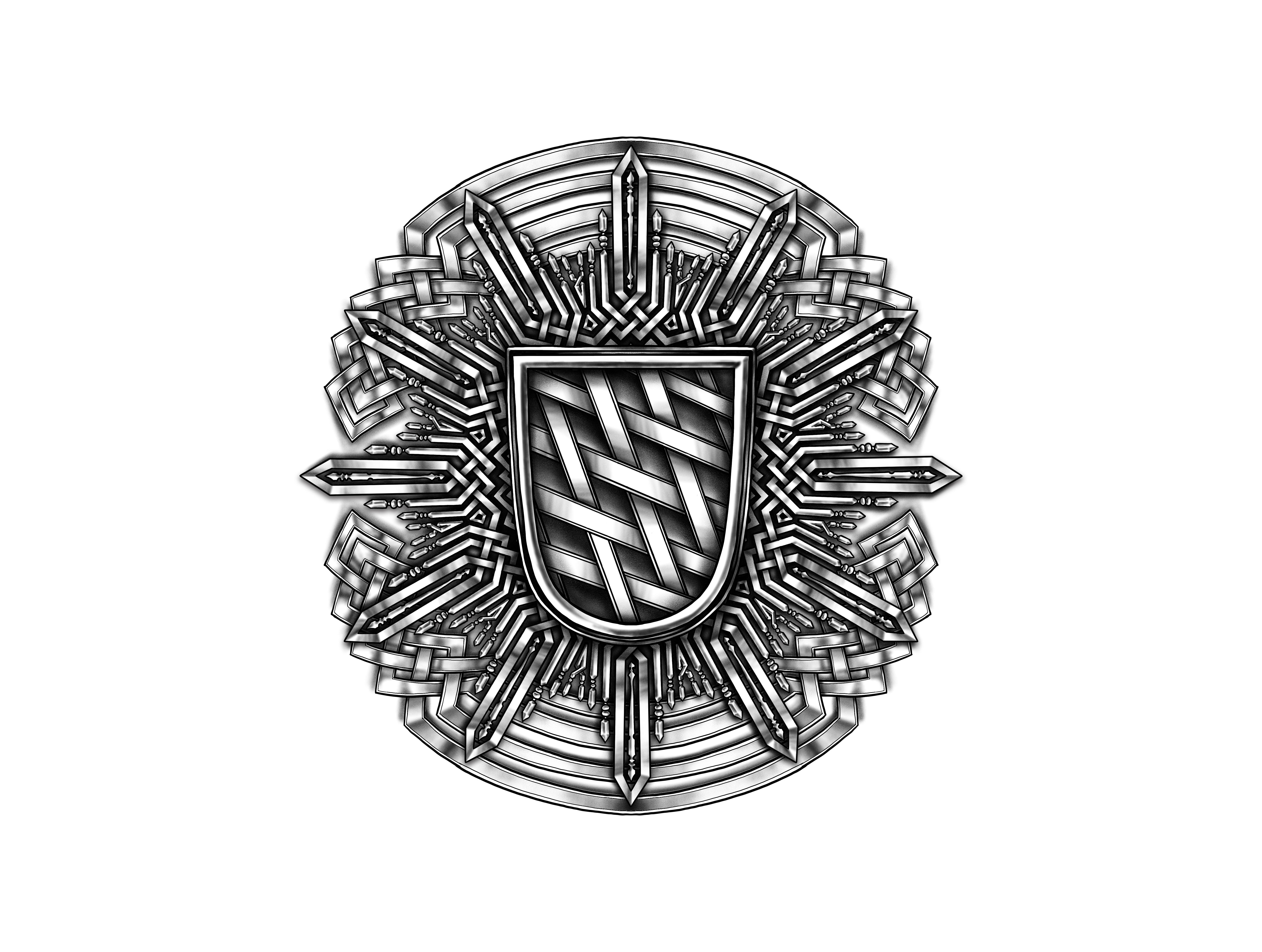 Celtic Tattoo on Shoulder part