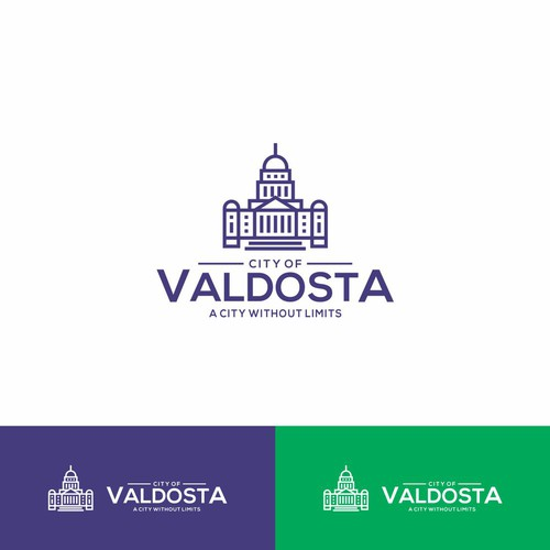 Finalist logo for City of Valdosta
