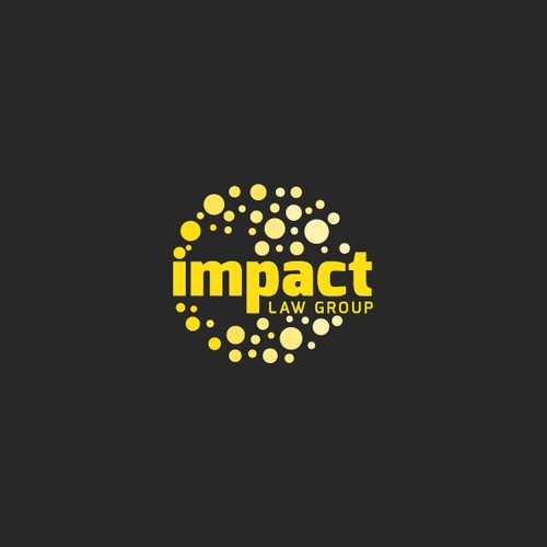 Logo Concept for Impact Law Group