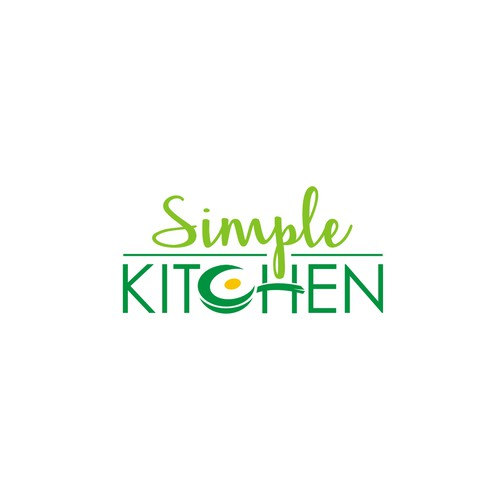 "Cool Logo for ""Simple Kitchen"""