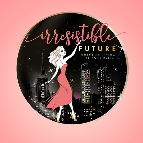 Irresistible logo for Irresistible Future