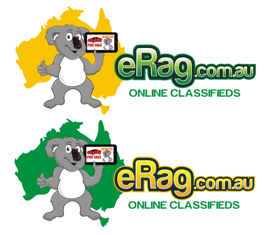 New illustrated / cartoon or character logo wanted for erag.com.au
