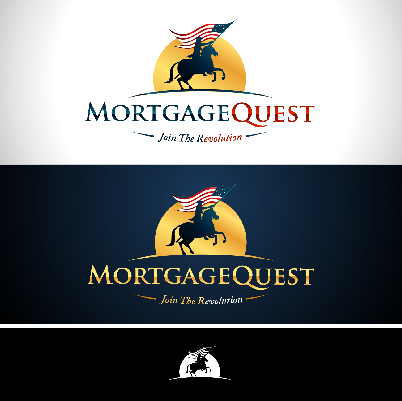 Help MortgageQuest with a unique logo!