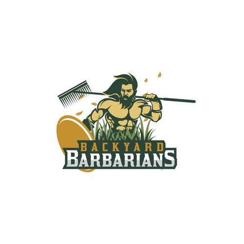 Backyard Barbarians