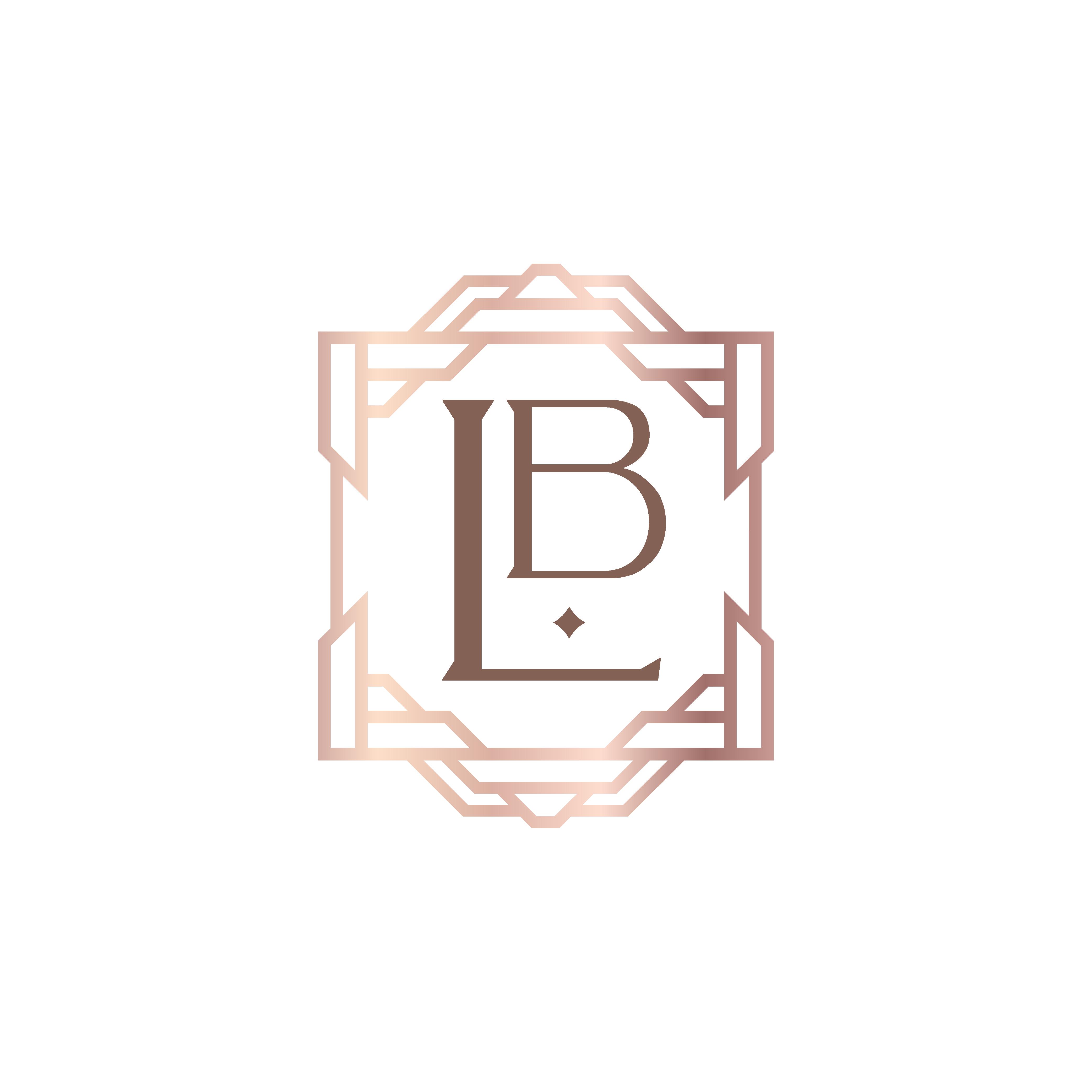 Logo for a luxury hair studio