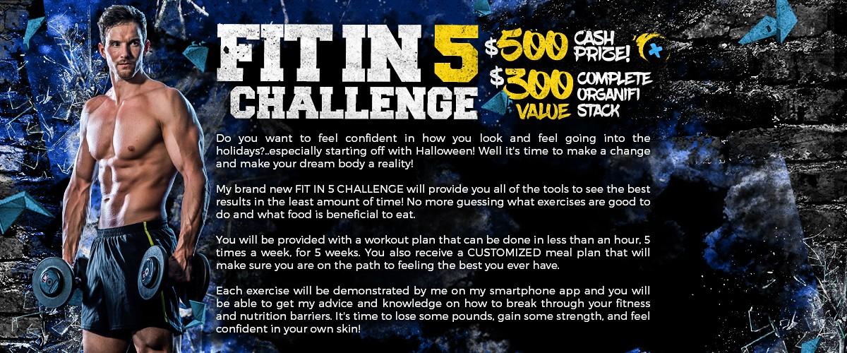 Online challenge