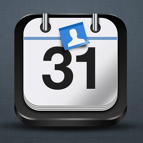 iPhone Facebook event application