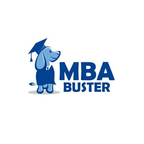 MBA BUSTER logo