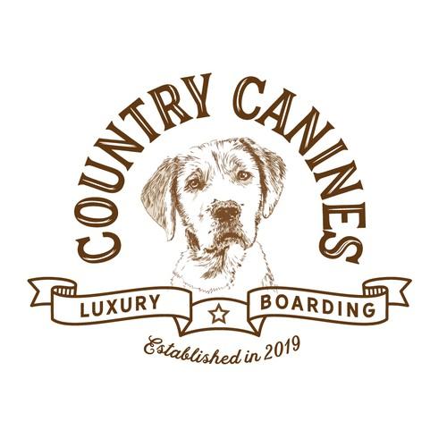 Luxury Boarding Logo