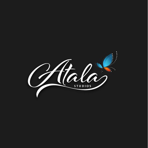 Cinema Film Studio Logo - Atala Studios