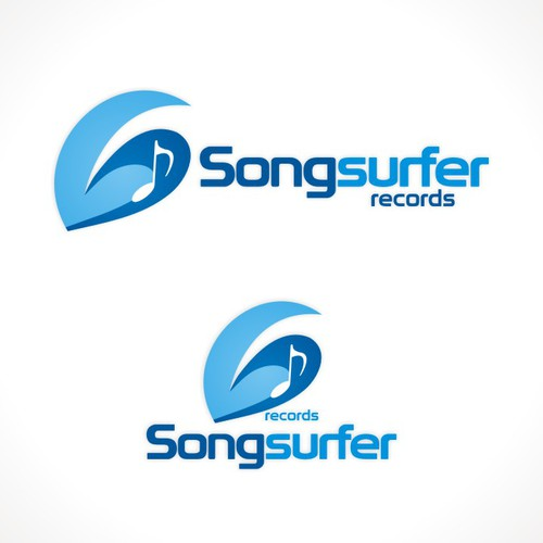 Help Songsurfer Records with a new logo