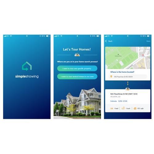 Mobile App Re-design