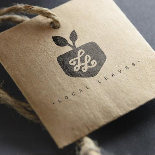Logo design for eco farm