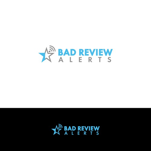 Create a memorable logo for Bad Review Alerts.com