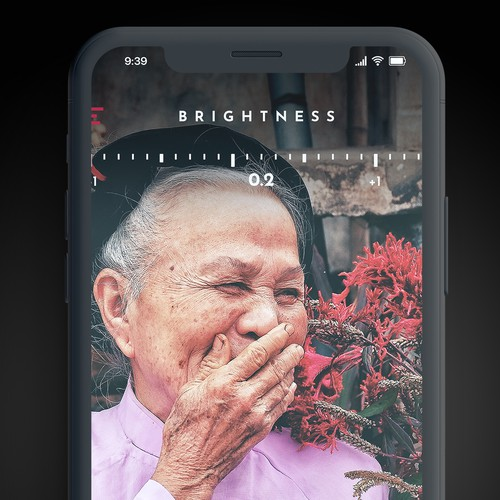 iPhone Photo Editting