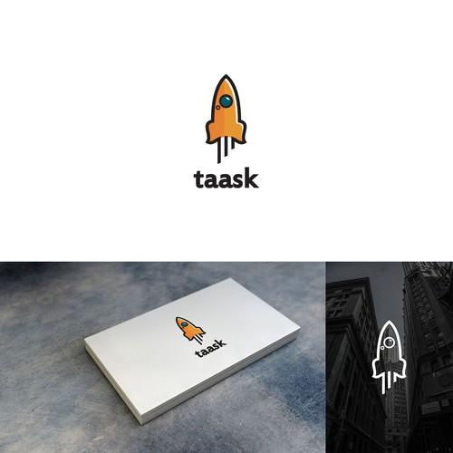 Logo design for Taask