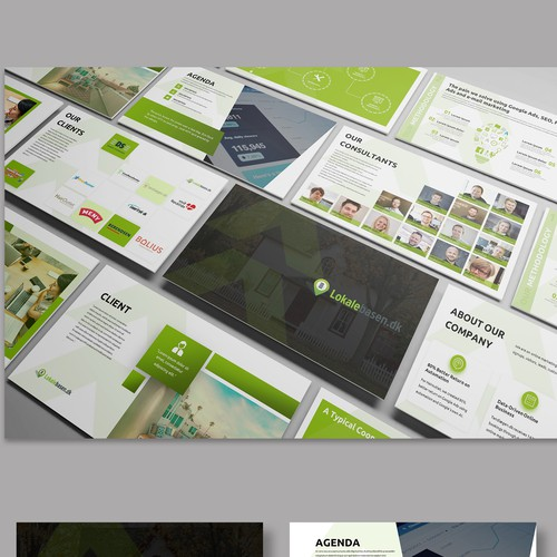 Branded Powerpoint Design