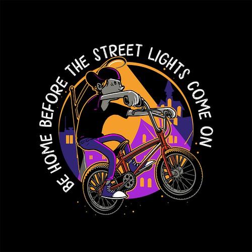 Boston St. Designs Bicycle